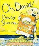 Oh, David!: A Diaper David Board Book