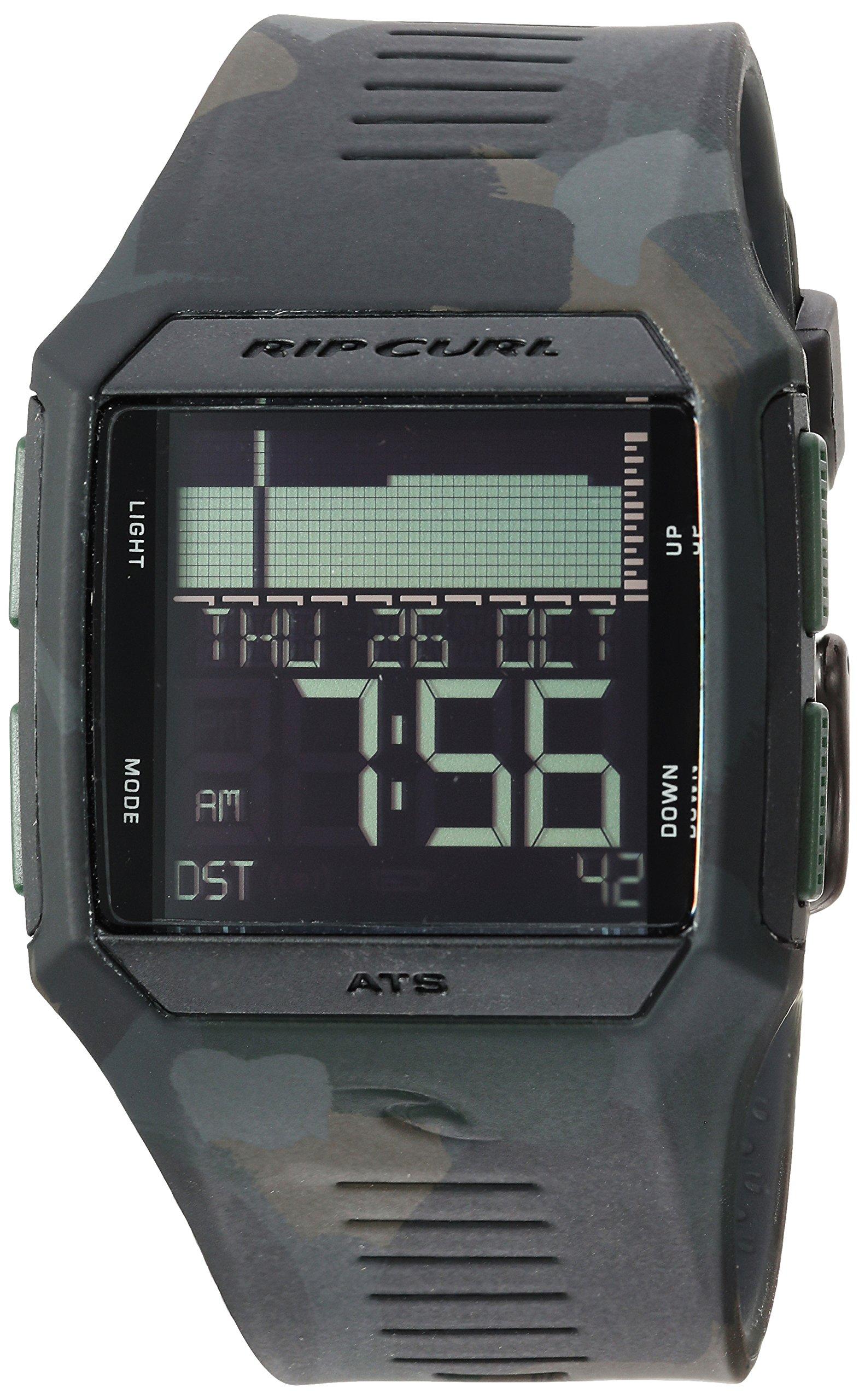 Rip Curl Men's Analog-Quartz Sport Watch with Polyurethane Strap, Multi, 28 (Model: A1128JUN1SZ) by Rip Curl