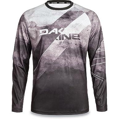 4b8568a7a Dakine Men s Thrillium Long Sleeve Bike Jersey Shirt