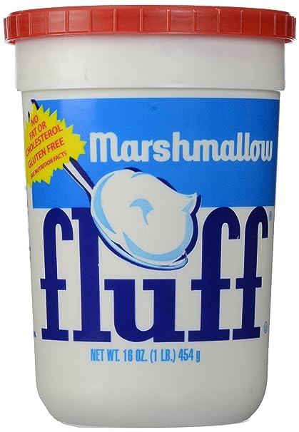 Marshmallow Fluff - Large 454g: Amazon.co.uk: Grocery