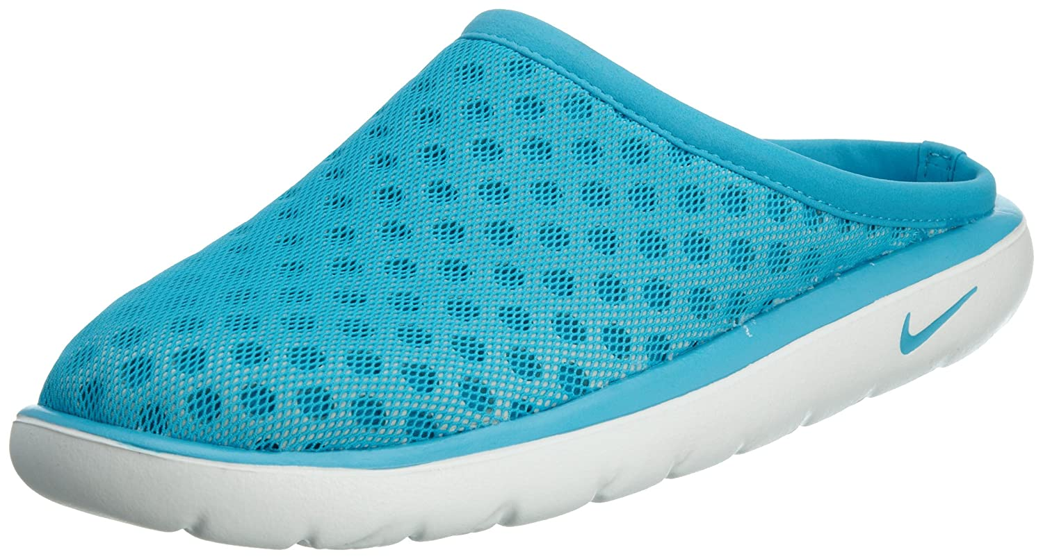 buy popular 333b1 e8c73 Amazon.com   NIKE Men s Air Rejuven8 Mule 3, Current Blue CRRNT  BL-White-CRRNT, 7 M US   Road Running