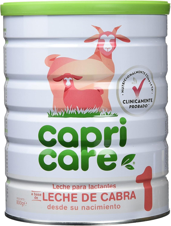 Capricare Leche Infantil a Base de Leche de Cabra - 800 gr: Amazon.es: Alimentación y bebidas