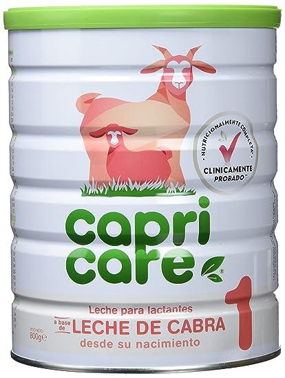 Capricare Leche Infantil a Base de Leche de Cabra - 800 gr