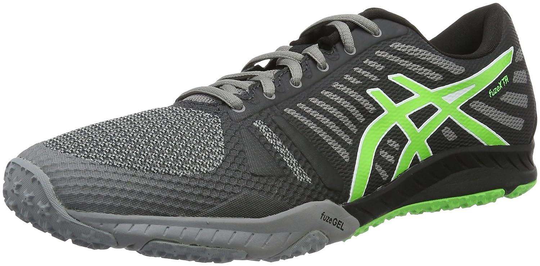 Asics fuzeX TR, Zapatillas de Running para Hombre, Gris (Grau/grün ...