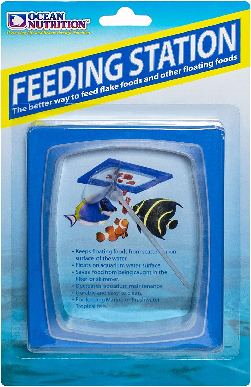 Feeding Station for fish