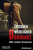 Episoden weiblicher Dominanz: 5 BDSM-Geschichten (Fetisch / Femdom / Domina)