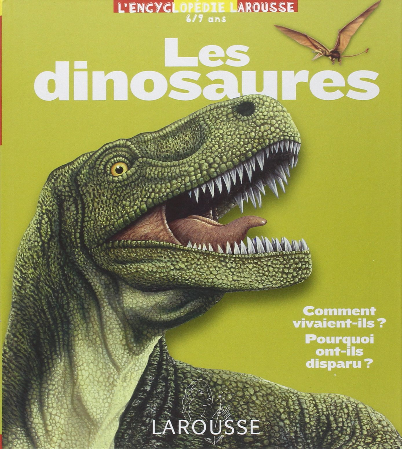 encyclopedie larousse dinosaure