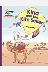 Reading Planet - Kina and the Kite Seller - Purple: Galaxy (Rising Stars Reading Planet) Kindle Edition