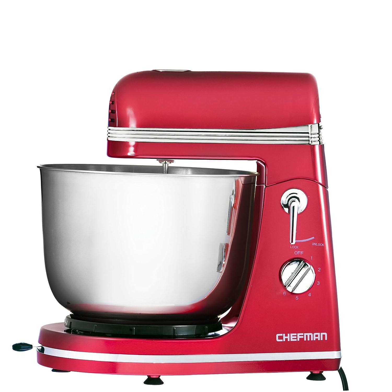 chefman rj32 b legacy series power stand mixer black