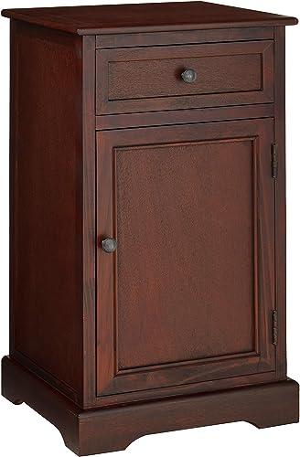 Oriental Furniture Classic Design Nightstand