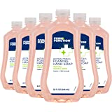 Form + Function Antibacterial Foaming Hand Soap, 32 oz, 6-Pack