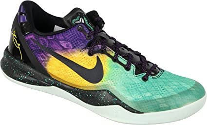 matiz voluntario Impulso  Nike Men's Kobe 8 System Basketball Shoes 14 M US Easter Edition,  Basketball - Amazon Canada