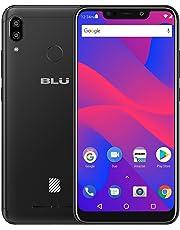 "BLU Vivo XL4 6.2"" HD Display Smartphone 32Gb+3Gb RAM, Black"