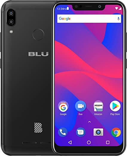 Blu Vivo Xl4 62 Hd Display Smartphone 32gb3gb Ram Black