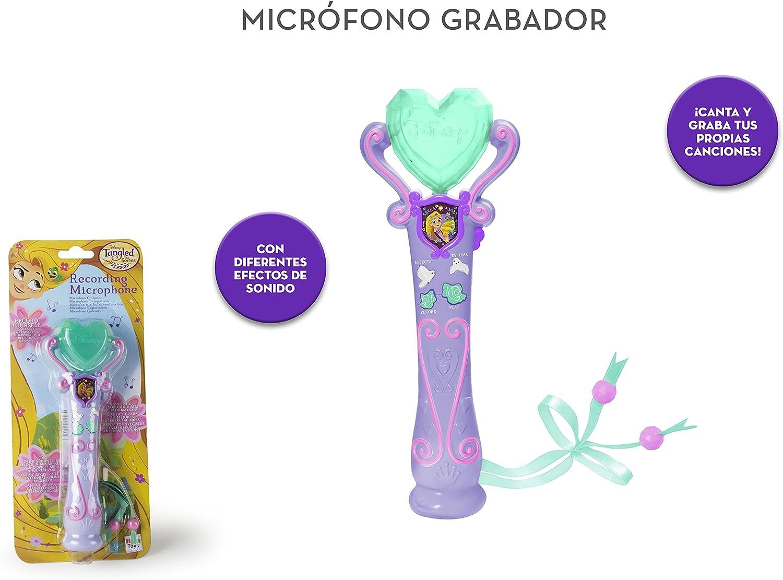 Enredados Micr/ófono Grabador IMC Toys 211414