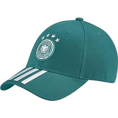 adidas Herren DFB 3 Streifen Kappe