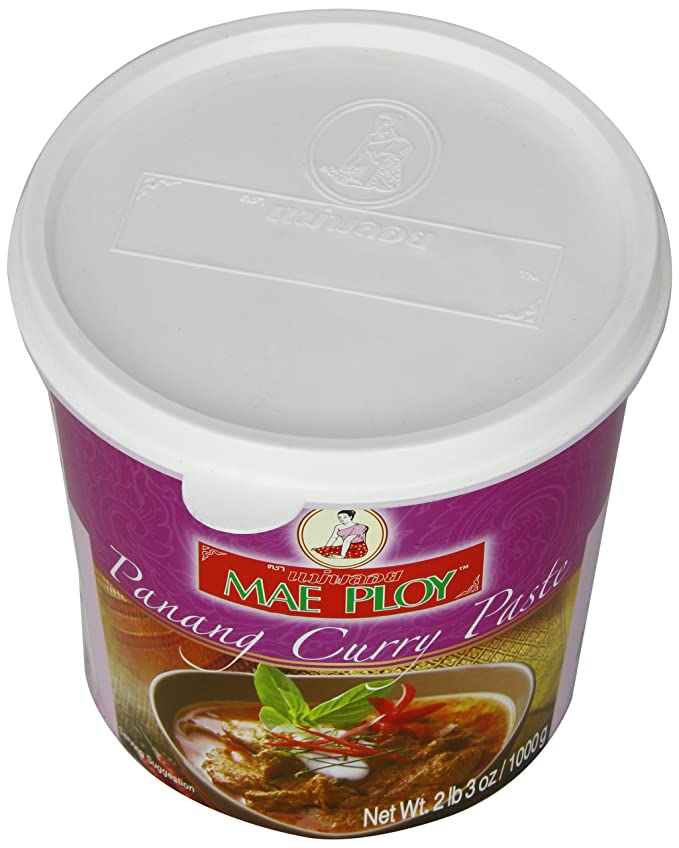 Mae Ploy Panang Curry, Large, 35-Ounce: Amazon.es: Alimentación y bebidas