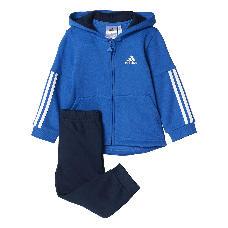Adidas I Sp Fz Hd Jogg Tuta Sportiva Bambino