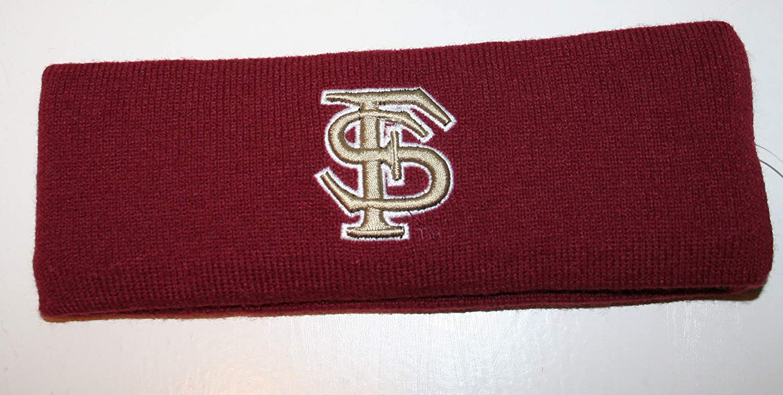 CampusHats Floirda State University FSU Seminoles Red Knit Headband