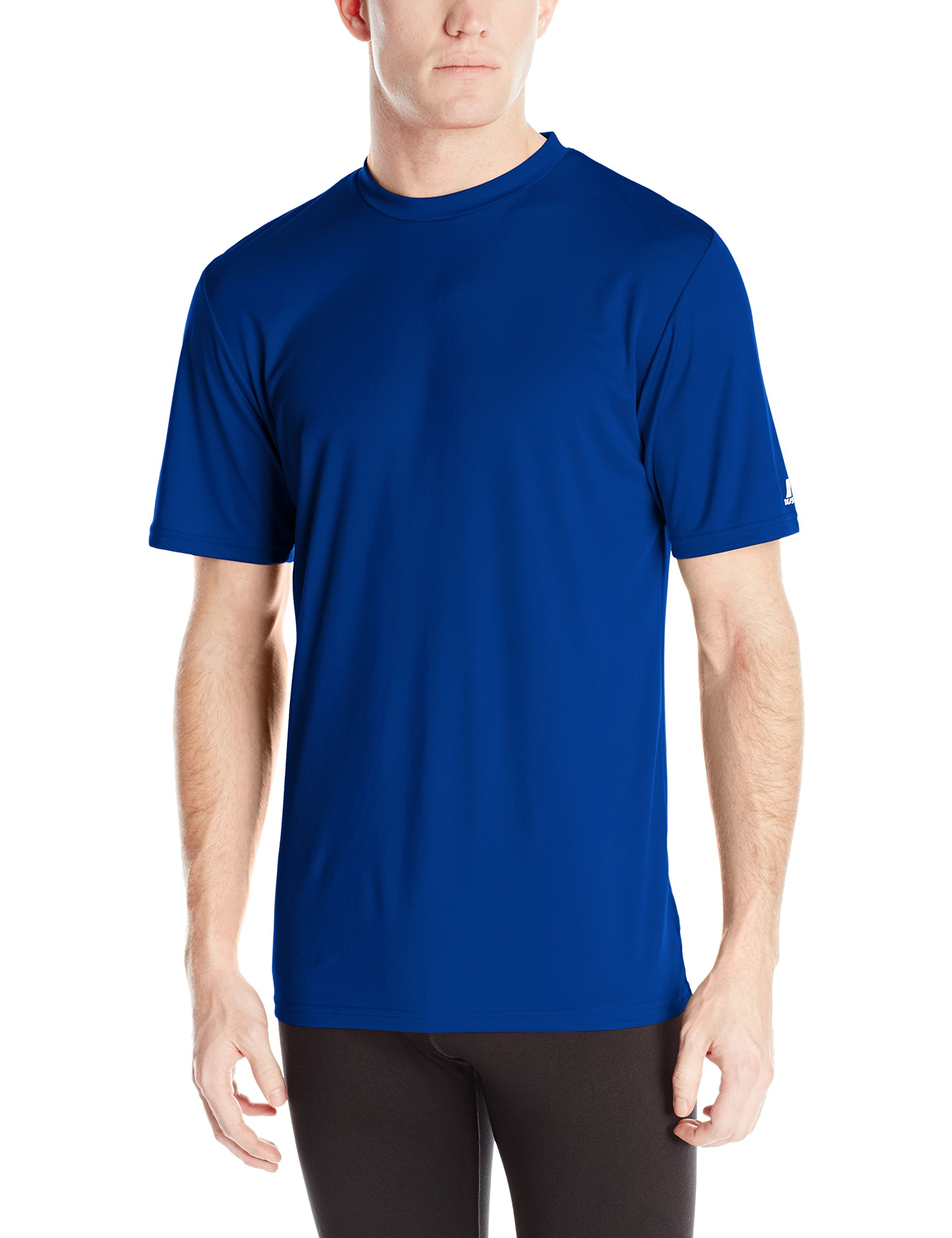 Russell Athletic Men's Performance T-Shirt, Royal, Large by Russell Athletic