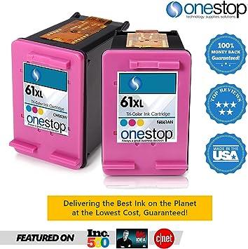 Amazon.com: HP 61 X L MX marca Inyección de tinta premium ...