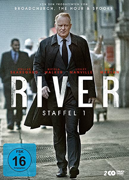 Image of River - Staffel 1 [Alemania] [DVD]