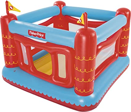 Amazon.com: Bestway BW93504 Fisher-Price - Castillo ...