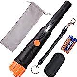 SUNPOW Metal Detector Pinpointer IP68 Waterproof Handheld Pin Pointer Wand with Belt Holster Treasure Hunting Tool…