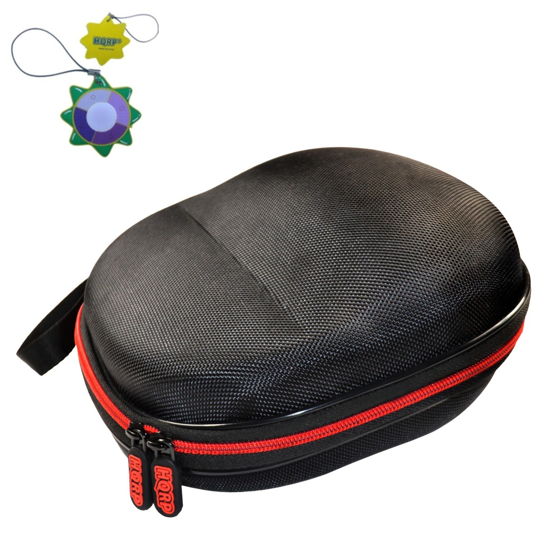1ae8998cf2d Amazon.com: HQRP Hard Case for Headphones/Headsets / Earphones Plus HQRP UV  Meter: Home Audio & Theater