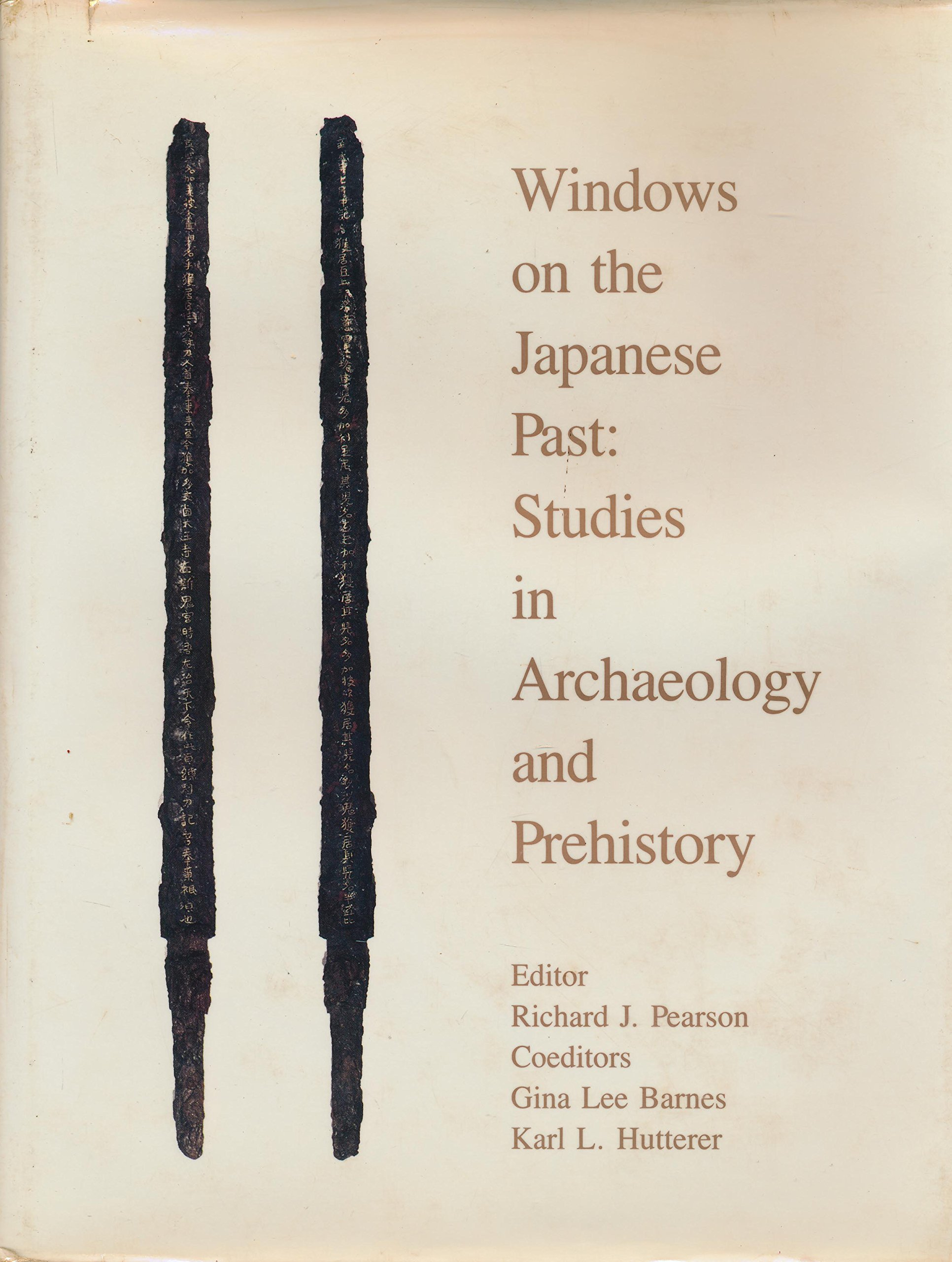 Windows on the Japanese Past: Studies in Archaeology and Prehistory
