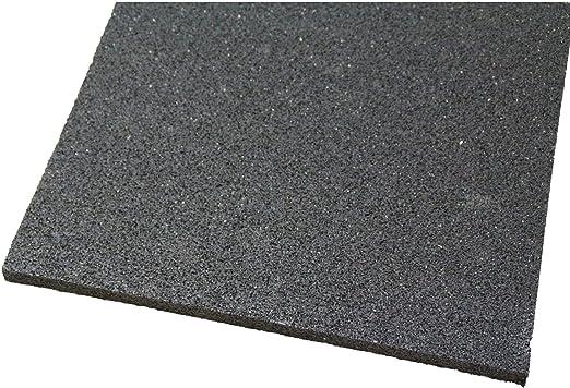 Europart 74 Un 10 Tapis Anti Vibrations Universel Pour Machine à Laver 60 X 60 X 1cm