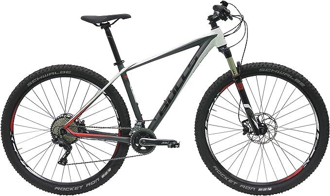 Bulls Copperhead 29 S Mountain Bike 2017 29 pulgadas Cross Country Hardtail XC MTB, color gris, tamaño XXL: Amazon.es: Deportes y aire libre