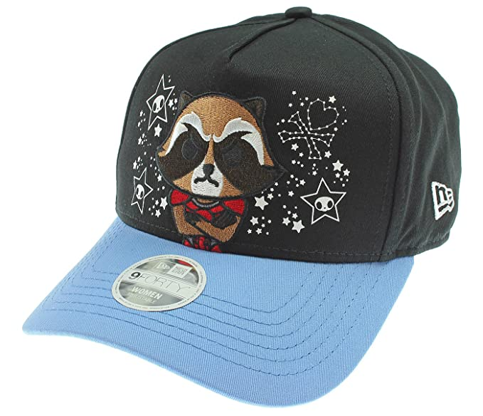 official photos c56f4 3dd69 Image Unavailable. Image not available for. Color  Tokidoki Marvel Guardians  Of The Galaxy Rocket Raccoon 940 Snapback Baseball Cap