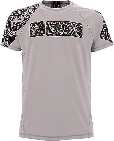 Camiseta de Manga Corta con Estampado Tribal Lalou: Amazon.es: Ropa y accesorios