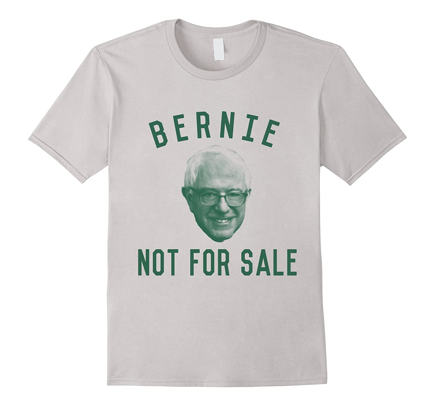 Bernie Sanders is Not For Sale T-Shirt-RT
