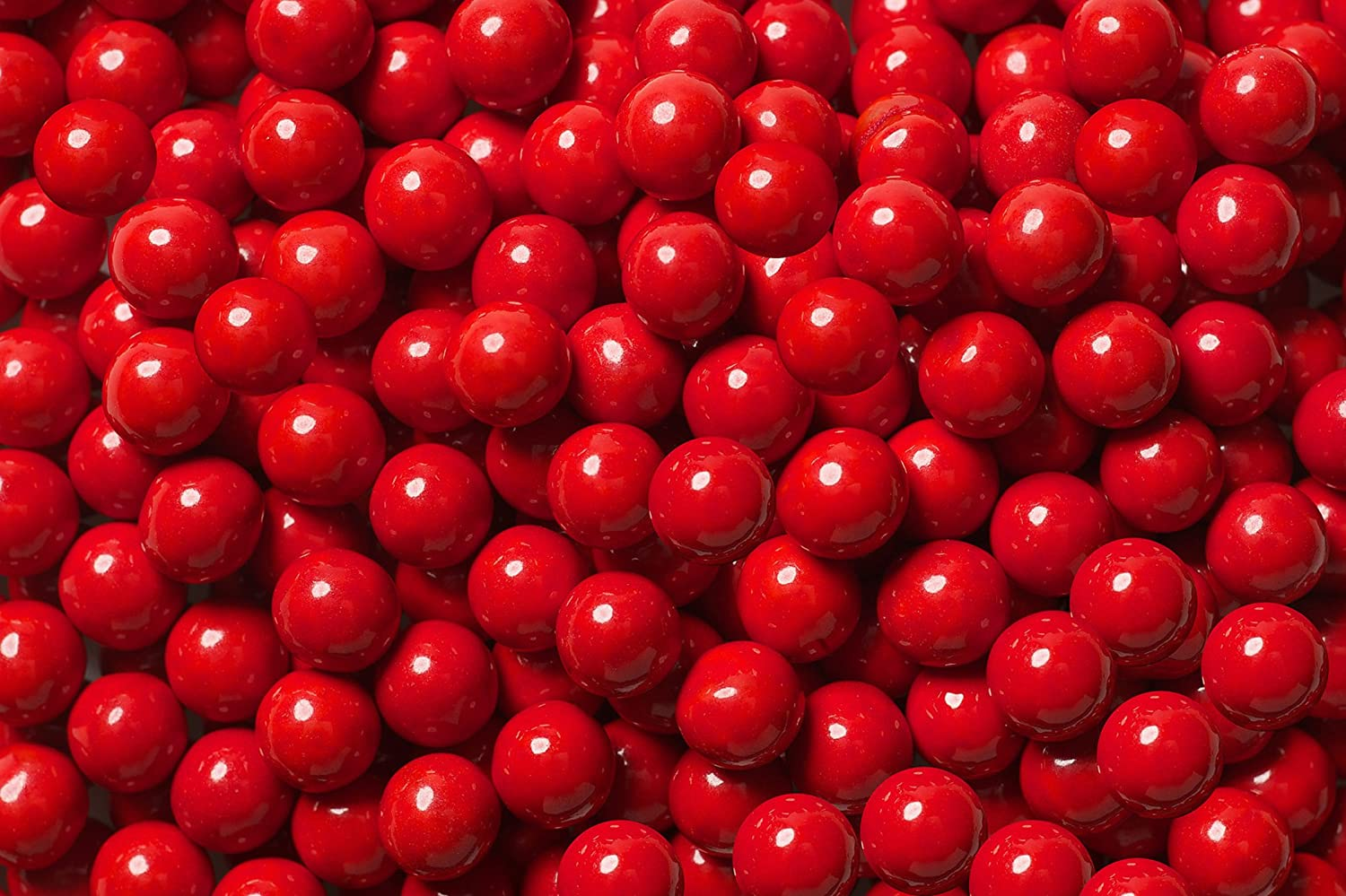 Sweetworks Sixlets, Red, 2 Pound