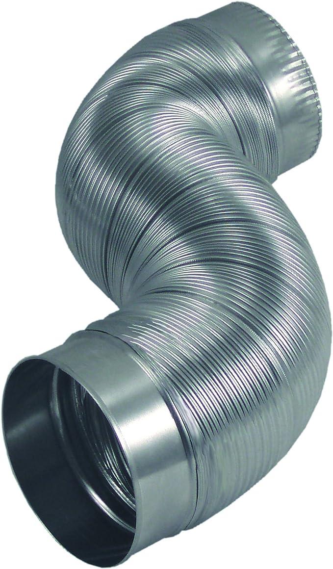 50ft DEFLECTO Aluminum Flex Duct FM0450 Deflecto R R