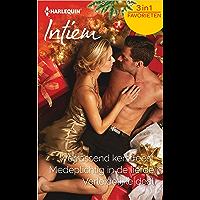 Verrassend kerstfeest ; Medeplichtig in de liefde ; Verleidelijke deal (Intiem Favorieten Book 628)