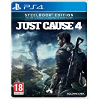 Just Cause 4 - Steelbook Edition - PlayStation 4