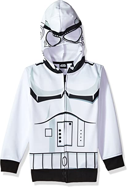Amazon.com: Star Wars Big Boys Stormtrooper Polar de ...