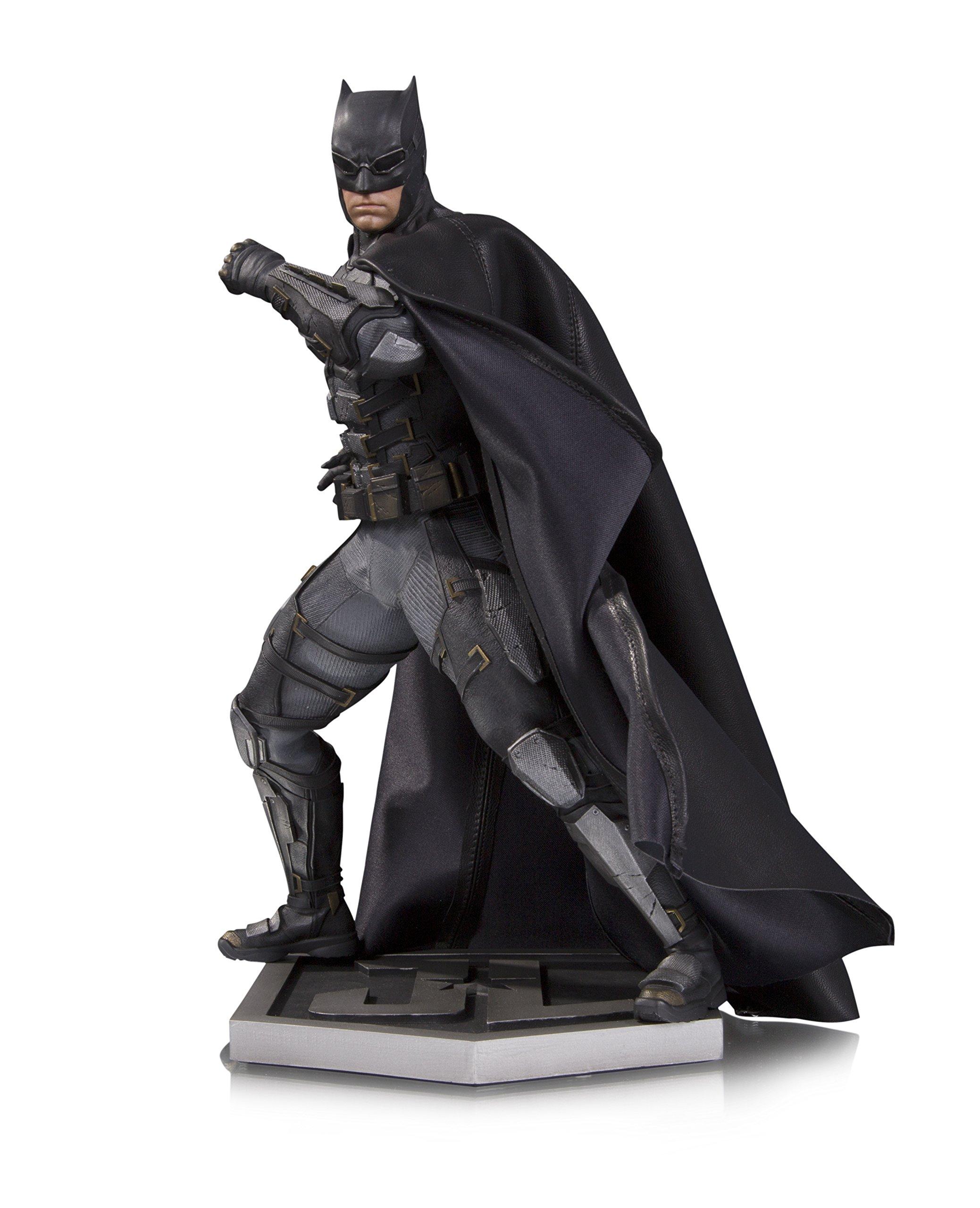 DC Collectibles Justice League Movie Tactical Suit Batman Statue
