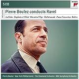 Pierre Boulez dirige Ravel