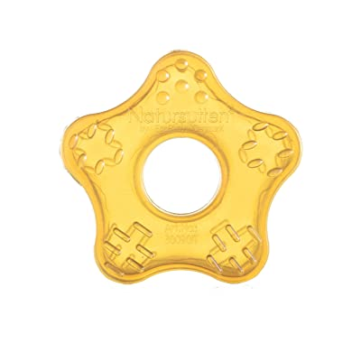 Natursutten Bpa-free Natural Rubber Teether Toy : Baby Teether Toys : Baby