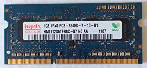 Hynix 1GB DDR3 RAM PC3-10600 204-Pin Laptop SODIMM