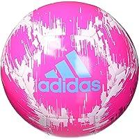 adidas Glider 2 - Pelota de fútbol Rosa/Blanco/Cian, talla 4
