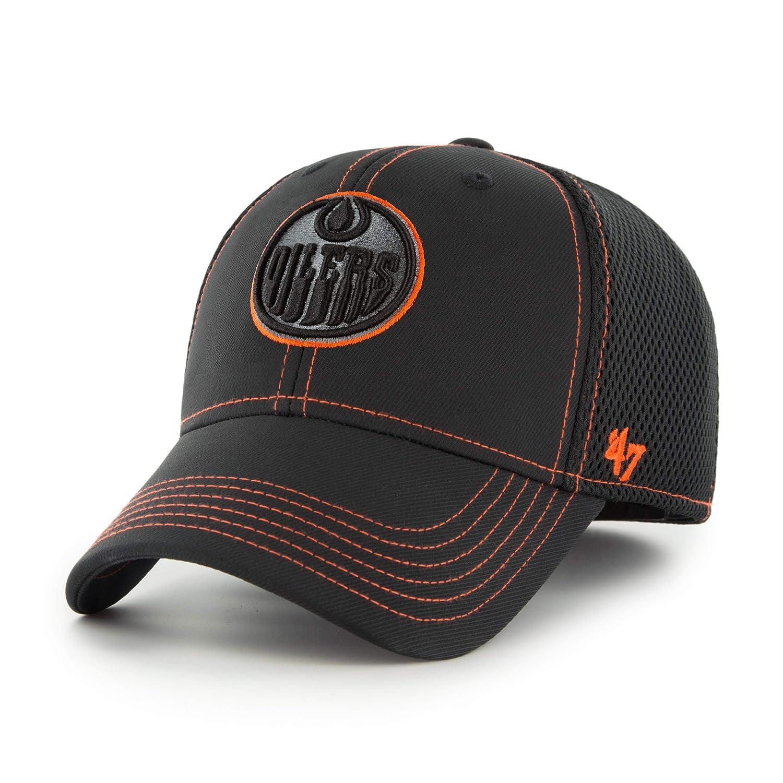 Edmonton Oilers Stronaut Contender Stretch Fit Hat 47