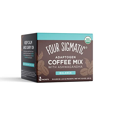 Four Sigmatic Adaptogen Instant Coffee