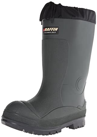 Amazon.com | Baffin Men&39s Titan Canadian Made Insulated Rubber