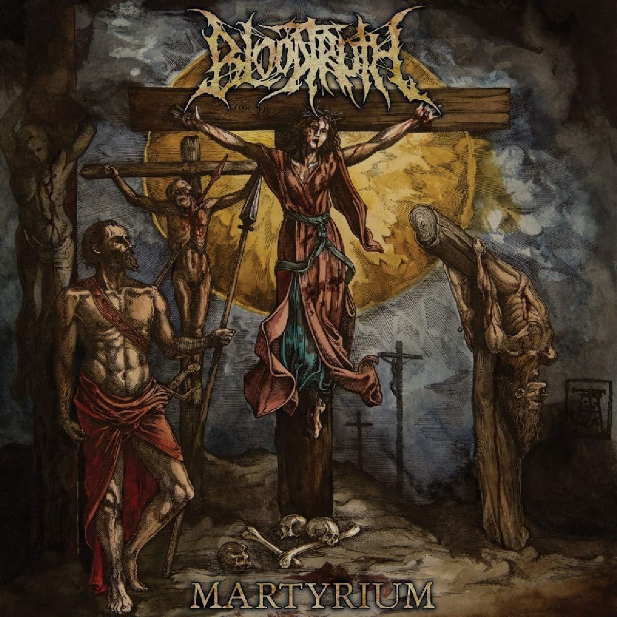 Vinilo : Bloodtruth - Martyrium (LP Vinyl)