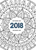 2018 Color Me Monthly Planner